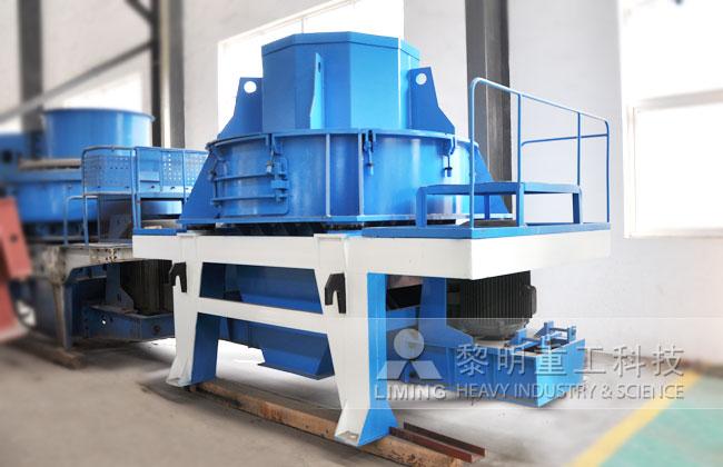 PCL制砂机,煤矸石机制砂,河卵石制砂机