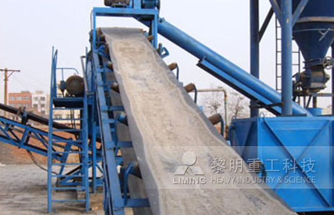 机制砂输送设备
