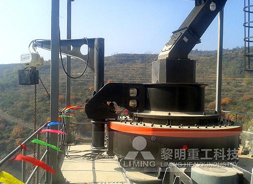 VU骨料优化系统,集约式砂石料制备成套装备