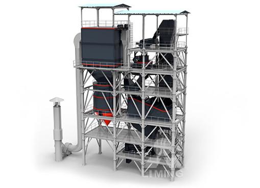 塔楼式制砂机,高度集约的塔楼砂石料制备成套装