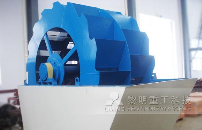 机制砂清洗设备